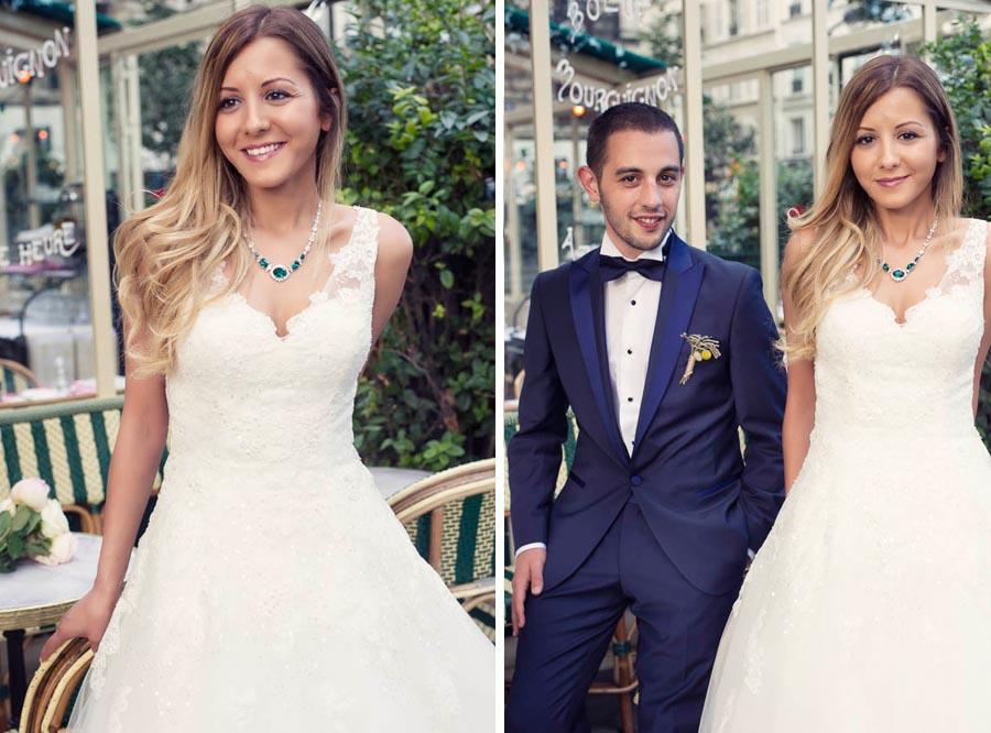 Best destination wedding photographer in Paris