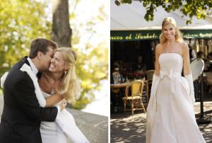 Elopement wedding photography isle saint louis