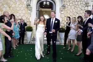 wedding photographer chateau de la Couronne