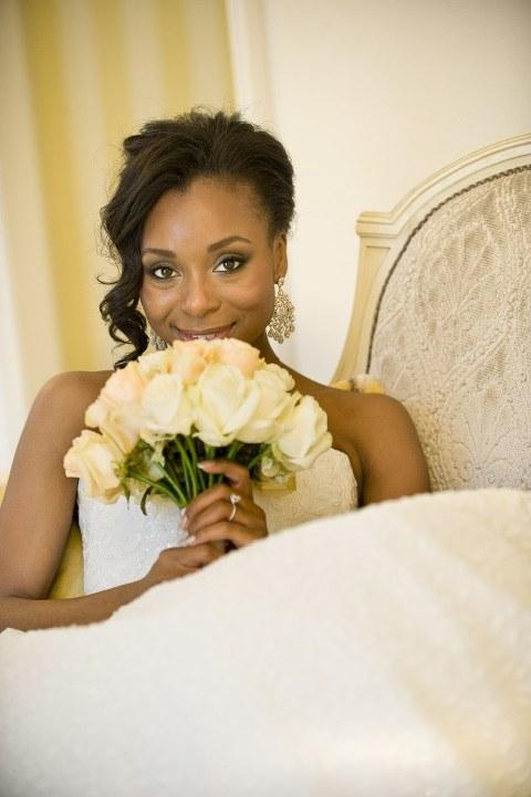 Paris georges V bridal suite