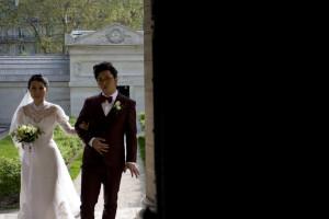 Paris chapel expiatoire wedding photographer