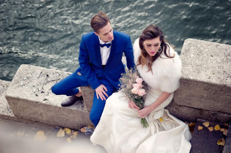 Paris wedding style shoot