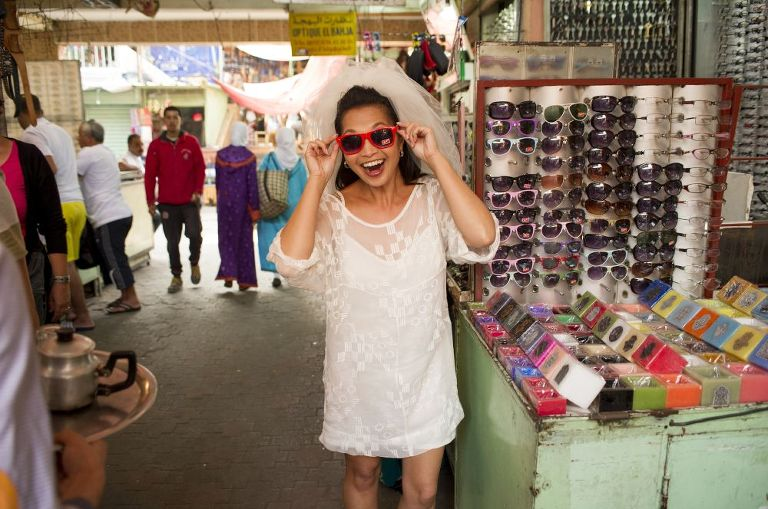 Marrakech destination wedding photographer