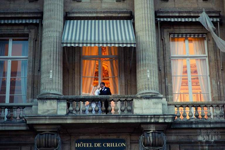 le crillon luxury hotel paris