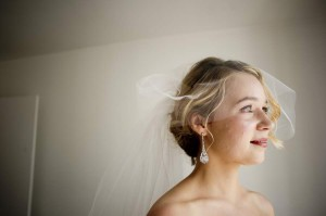 getting ready bride Paris