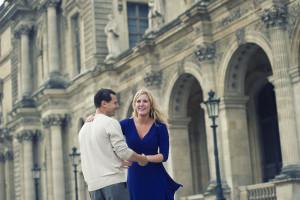 Paris honeymoon photo tour