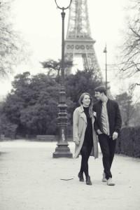 Eiffel tower secret proposal
