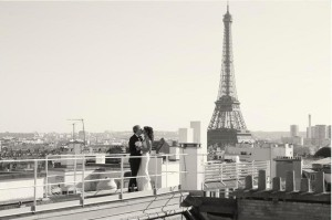 Elope in Paris Photographer videographer
