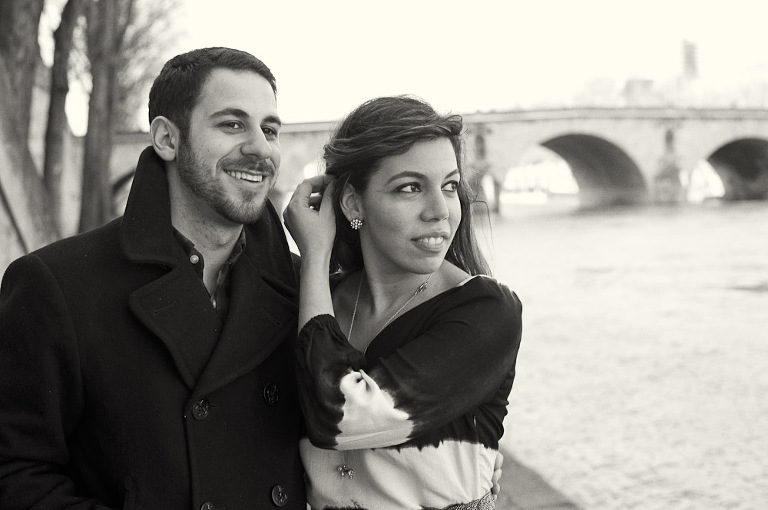 Paris elopement