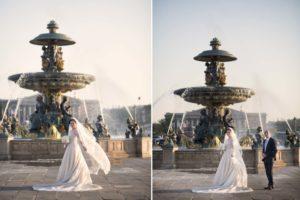 Paris wedding videographer
