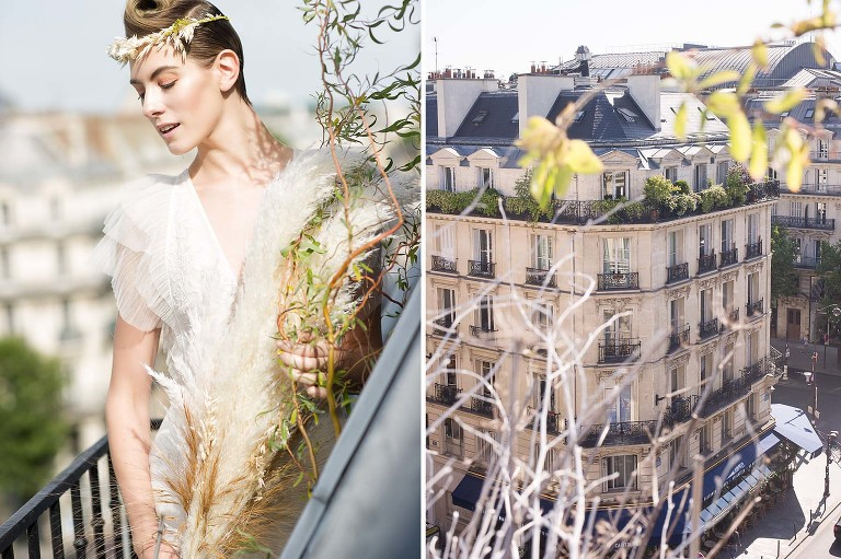 Paris destination wedding