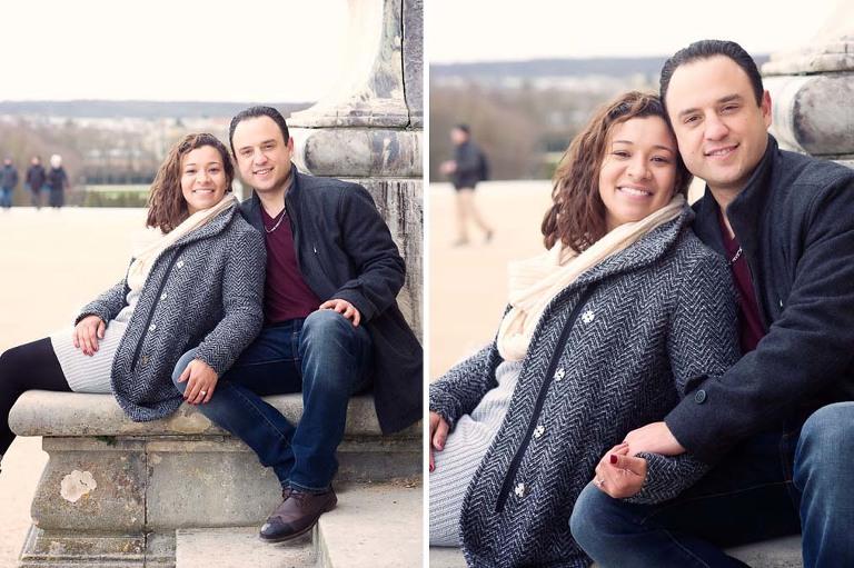 versailles pre wedding photo session