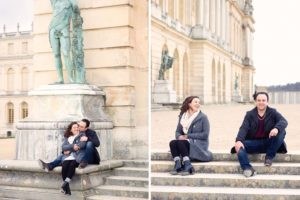 versailles pre wedding photo session