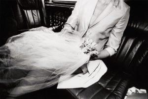mariage photographe noir et blanc