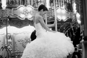 Paris wedding photo session