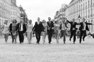 Paris wedding rings