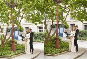 Mariage Paris France