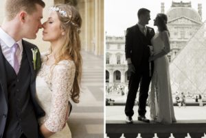 louvre wedding photography