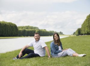 Versailles-engagement-photographer