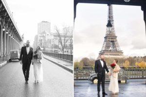 Paris elopement bir hacheim
