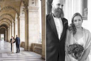 louvre elopement ceremony paris