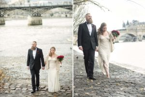 Paris romantic wedding officiant wedding planner